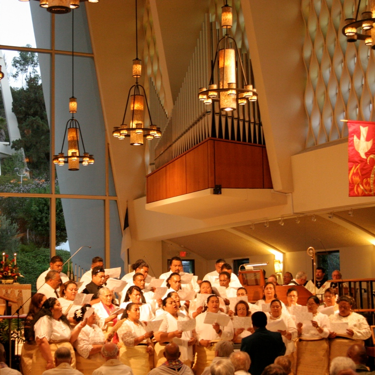 Tongan Fellowship Choir of San Diego