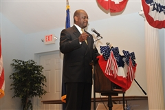 Chairman Speaker Series: Herman Cain